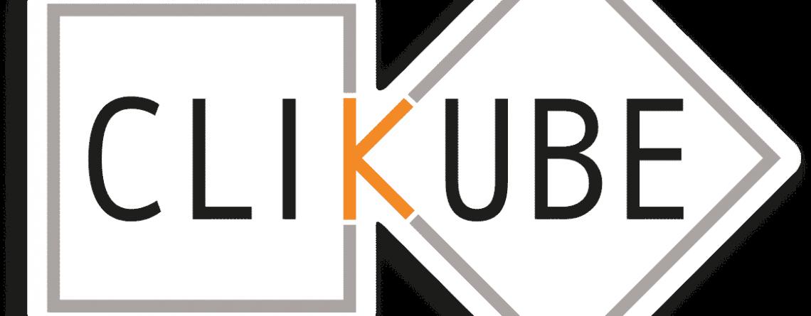 Logo clikube 10cm square