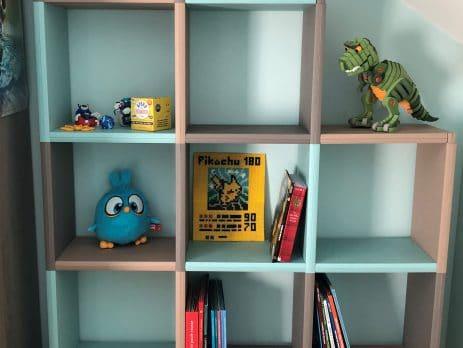 petit espace montage facile chambre d'enfant
