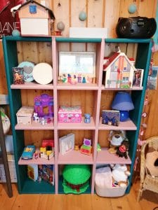 petits espaces chambre enfant
